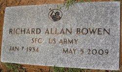 Richard Allan Bowen
