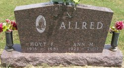 Ann M Allred
