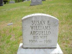 Susan E <i>Williams</i> Arguello