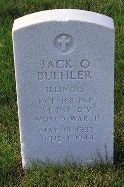 Jack O Buehler