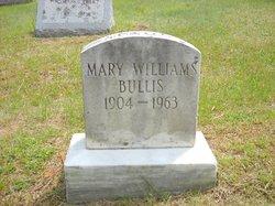 Mary <i>Williams</i> Bullis