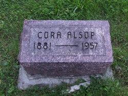 Cora Alice <i>Wilson</i> Alsop