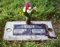 Freda Grace <i>Yankee</i> Berg