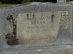 Jimmie Mathis Bryan