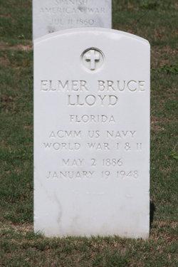Elmer Bruce Lloyd