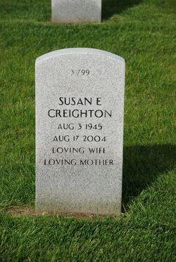Susan E Quinn <i>McGrath</i> Creighton