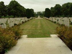 Browns Copse Cemetery