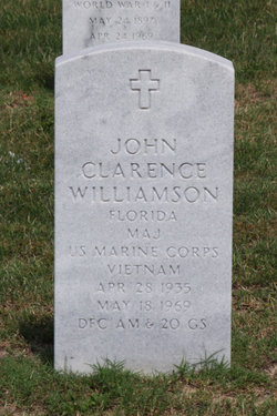 John Clarence Bear Williamson