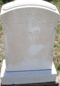 Babette Danziger