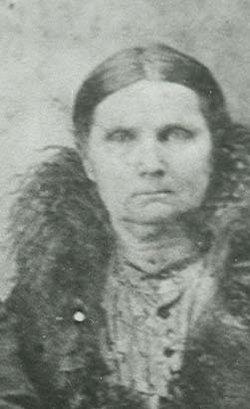 Martha Ann Matilda Puss <i>Davis</i> Horne