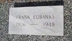 Thomas Frank Eubanks