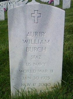 Aurby William Burch