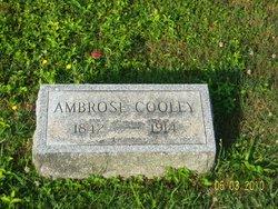 Ambrose Cooley