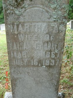 Martha A. <i>Sloan</i> Gardner