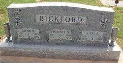 Florence Myrtle <i>Graves</i> Bickford
