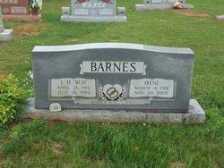 Janie Irene <i>Milstead</i> Barnes