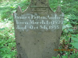 James Patton Anderson