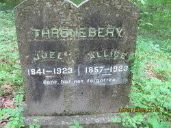 Alice <i>Roberts</i> Throneberry