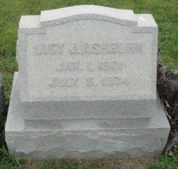Lucy <i>Jackson</i> Ashburn