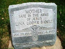Lina <i>Loder</i> Bantz