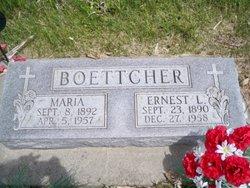 Ernest L Boettcher