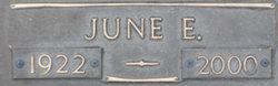 June Elaine <i>Prendergast</i> Lester