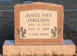 Janice <i>Ivey</i> Ferguson