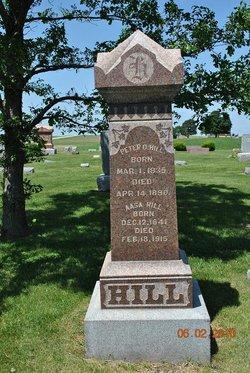 Aasa <i>Espe</i> Hill