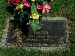 Norma Jean <i>Langdon</i> Bailey