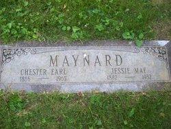Chester Earl Chet Maynard