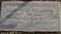 Marion v. Thrasher