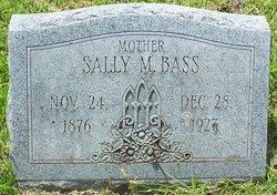Sally <i>Mobley</i> Bass