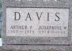 Arthur P. Davis, Sr