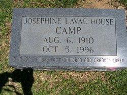 Josephine Lavae <i>House</i> Camp