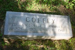 Estella Mabel <i>Dowell</i> Coffey