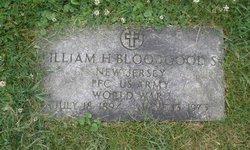 William H. Bloodgood, Sr