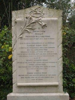 Frederick Williams Kray