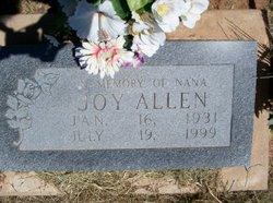 Marjorie Joy <i>McDowell</i> Allen