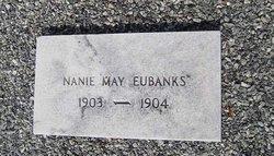 Nanie Mae Eubanks