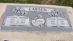 Kathryn Aileen <i>Morrow</i> Larsen