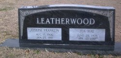 Ida Mae Leatherwood