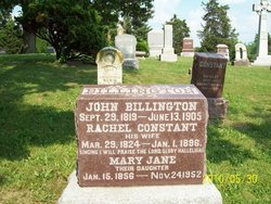 Rachel <i>Constant</i> Billington