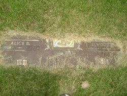 Alice Lois <i>Dando</i> Urch