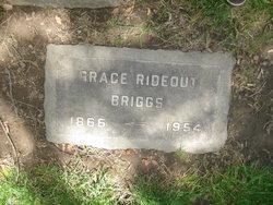 Grace <i>Rideout</i> Briggs
