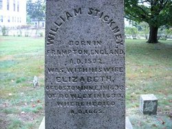 William Stickney