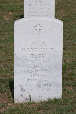 Jack Raymond Tate