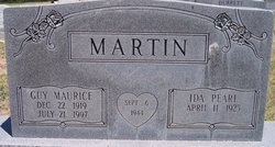Guy Maurice Martin
