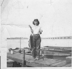 Betty Almeda <i>Minnich</i> Kohr