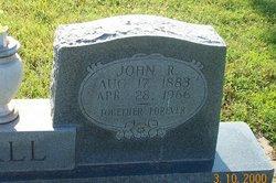 Joseph Riley John Hall, Jr