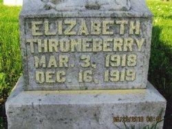Elizabeth Throneberry